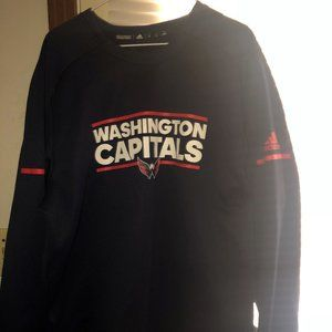 Washington Capitals Crew Neck